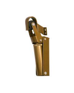Retenedor puerta freno aluminio oro fr 2 justor