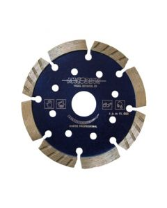 Disco corte profesional segmentado turbo 115 mmx10mm macodiam mat34t115-10