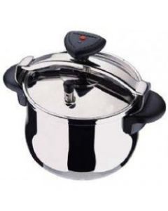 Olla cocina presion tradicional bombeada 10lt acero inox magefesa 01opstabo10