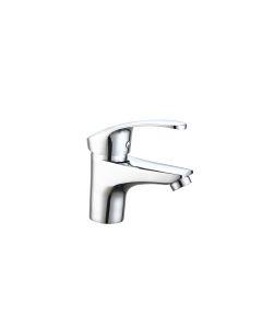 Grifo baño lavabo monomando laton cromo sevilla dp griferia