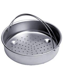 Cestillo cocina bajo perforado-colador para olla 21cmø acero inox inoxibar 50217