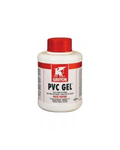 Adhesivo pvc gel con pincel rapido bote 250 ml pvc gel griffon         97937 97937