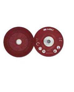 Plato soporte disco lija 125 mm rigido m14 3m
