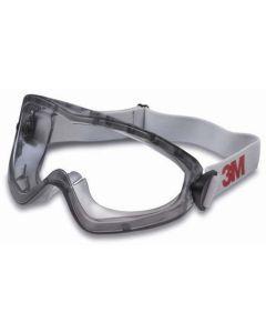 Gafa proteccion ocular cubregafas policarbonato/incolora transparente 3m
