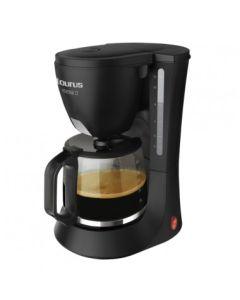 Cafetera electrica goteo 600w 12tz negro verona taurus 920615