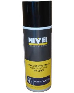 Grasa lubricante litio/titanio nivel 400 ml nv98557
