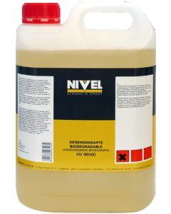 Desengrasante limpieza biodegradable 5 lt nivel nv98560