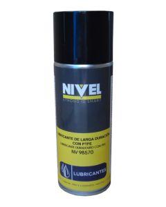 Aceite lubricante larga duracion ptfe nivel 400 ml