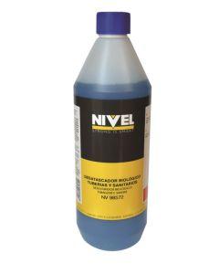 Desatascador tuberias quimico biologico 1 lt nivel