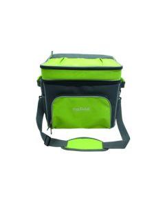 Nevera camping flexible 25lt verde/gris natuur