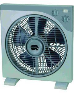Ventilador climatizacion suelo 35w-3 velocidades 30cm vivahogar vh99269