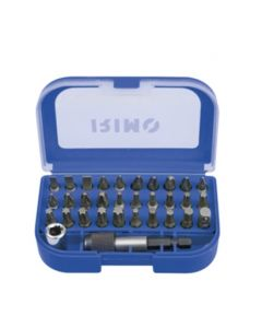 "Punta atornillador adaptador portapuntas magnetico 1/4"" irimo 32 pz 475-32-1"