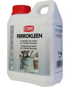 Limpiador oxido metales ferrosos 1 kg crc